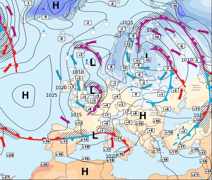 Image d'illustration pour Le froid s'impose au moins jusqu'à lundi
