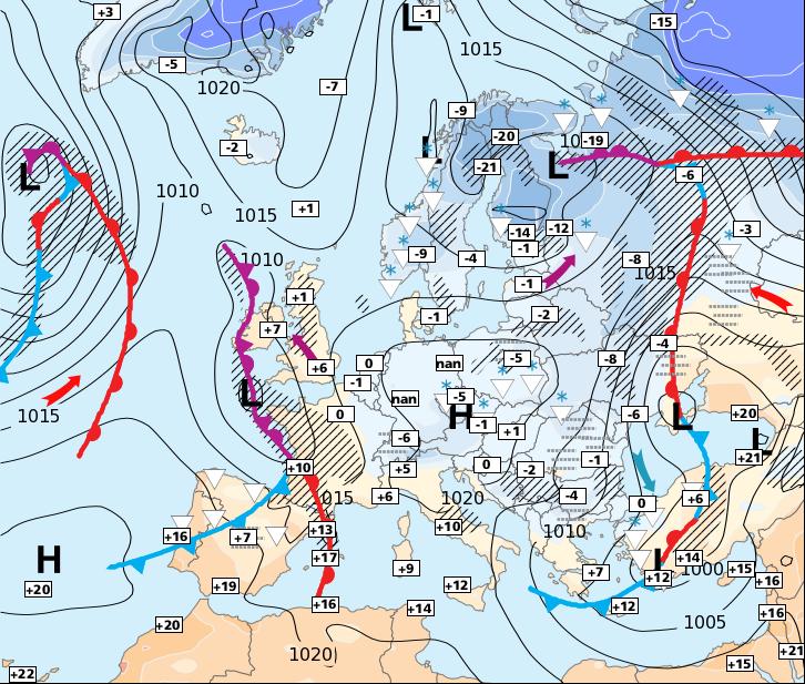 Image d'illustration pour Un froid plus sec mais assez résistant...
