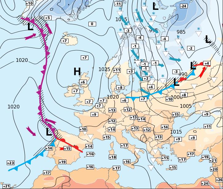Image d'illustration pour Entre les nuages bas du Nord et les averses du Sud-ouest