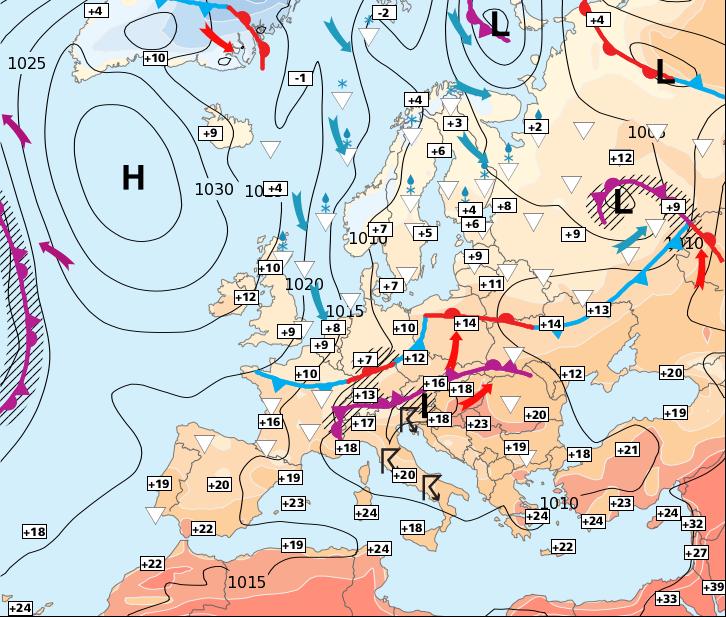Image d'illustration pour Très frais et humide au moins jusqu'au début du mois de mai