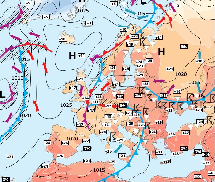 Image d'illustration pour Dernier assaul du mauvais temps dans le Nord-est