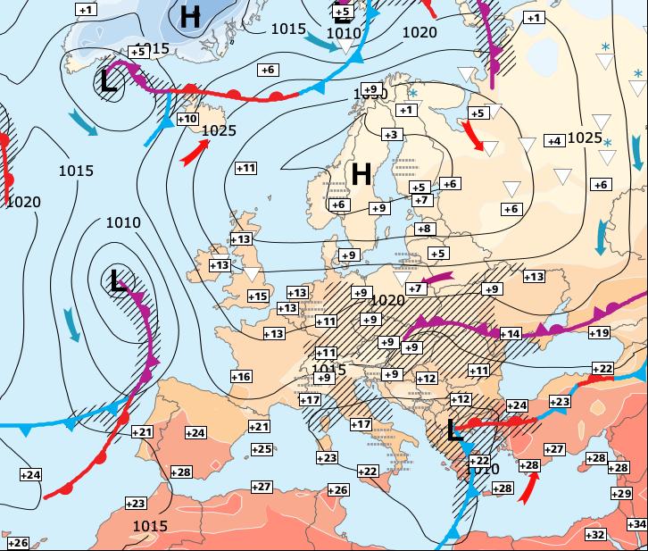 Image d'illustration pour Important épisode pluvieux pour jeudi et vendredi dans le Sud-est