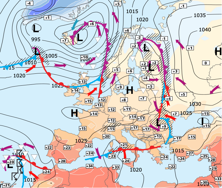 Image d'illustration pour Eternel anticyclone...
