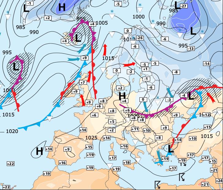 Image d'illustration pour L'anticyclone reste gagnant...