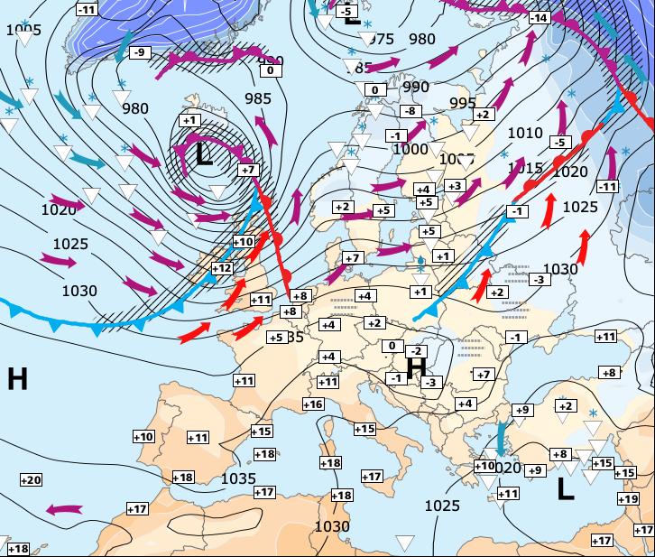 Image d'illustration pour Avant le retour de... l'anticyclone !!