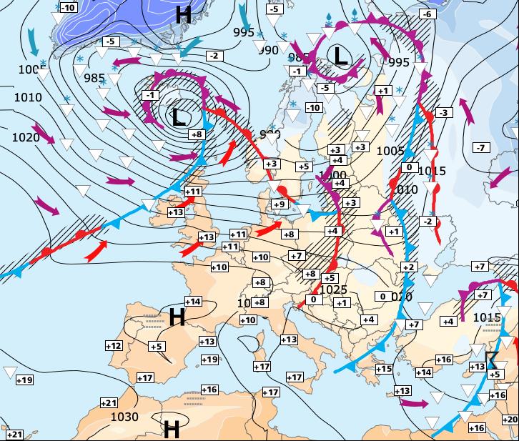 Image d'illustration pour L'anticyclone reprend ses droits jusqu'au 31 !