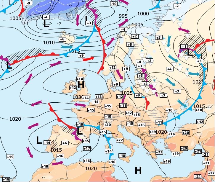 Image d'illustration pour Des conditions printanières sur toute la France jusqu'à mercredi