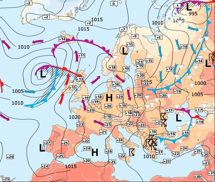 Image d'illustration pour Soleil et chaleur au moins jusqu'au week-end prochain !