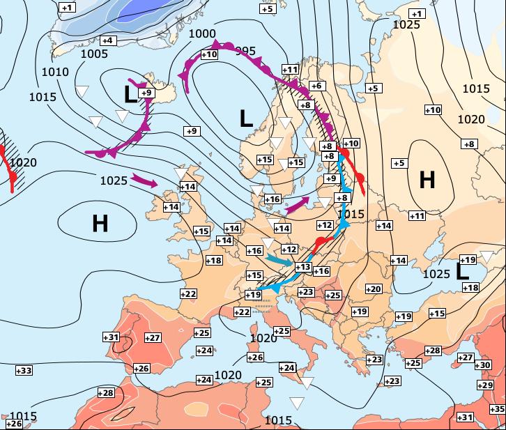 Image d'illustration pour Toujours pas de pluie en vue près de la Méditerranée !