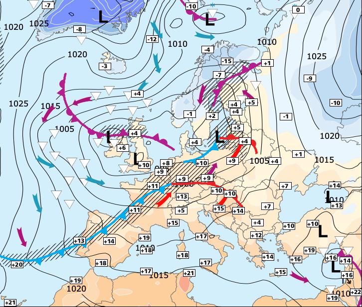 Image d'illustration pour Episode Méditerranéen et répit temporaire des pluies au Nord