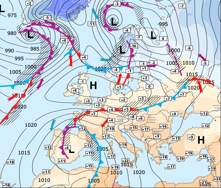 Image d'illustration pour Episode Méditerranéen et quelques jours de temps sec au Nord