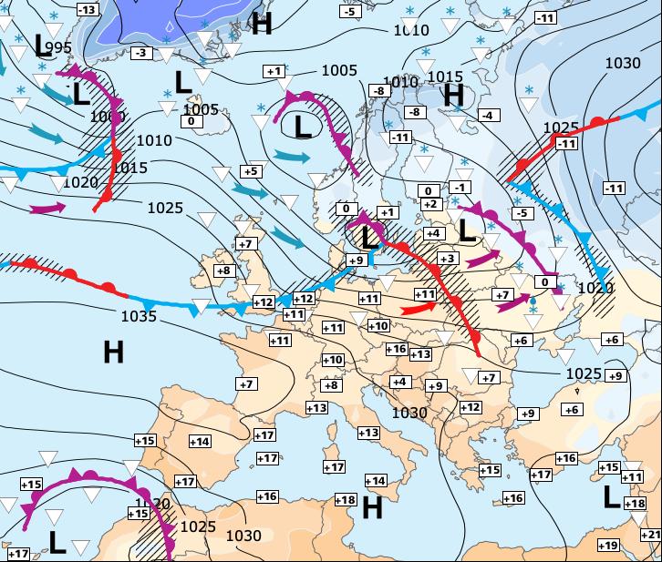 Image d'illustration pour Retour généralisé de la pluie à partir de mercredi...
