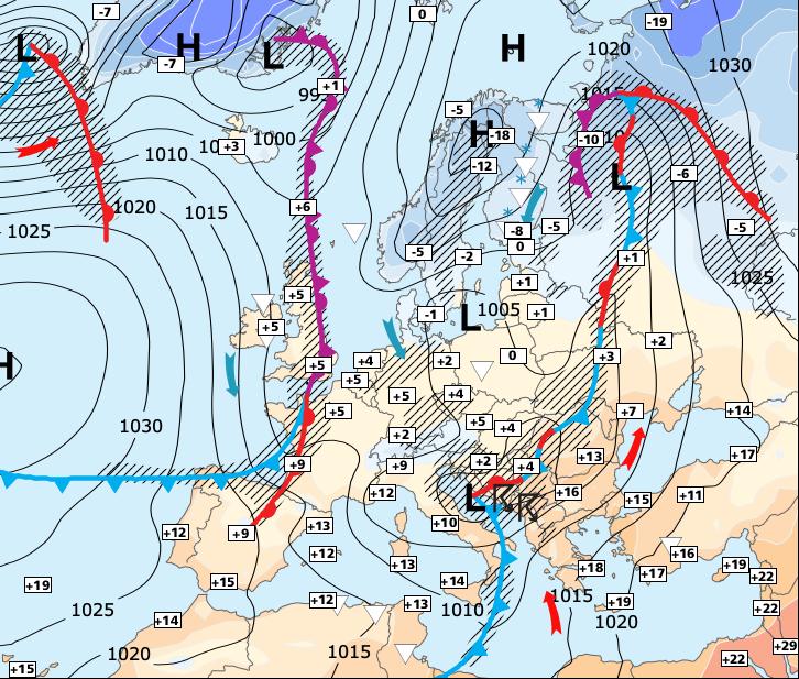 Image d'illustration pour Un froid de plus en plus vif jusqu'en fin de semaine prochaine