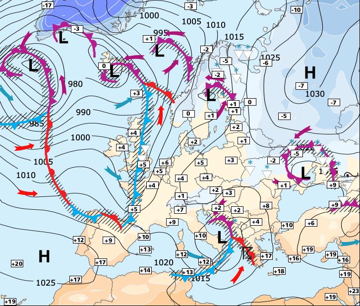 Image d'illustration pour Redoux dans le Sud-ouest, mais le froid ne sera jamais loin...