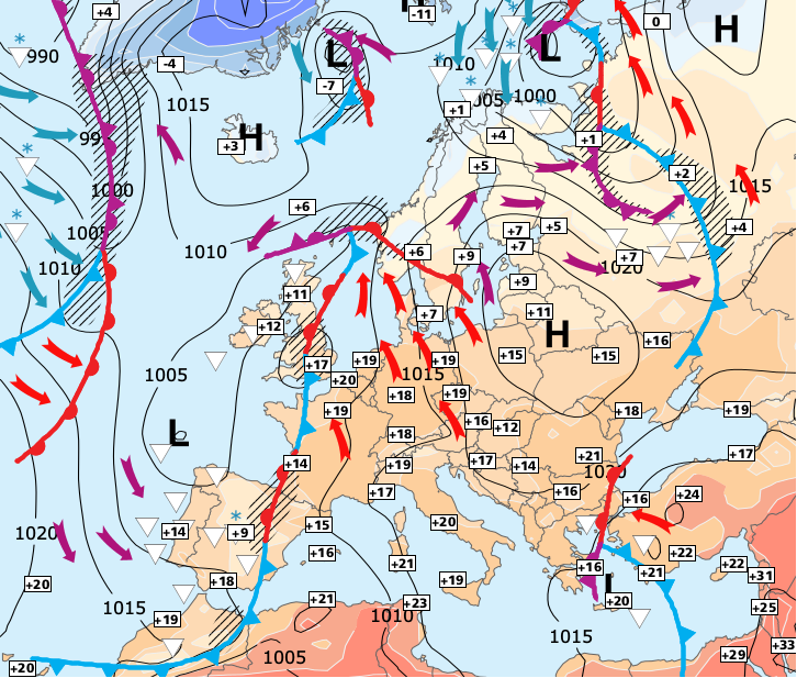 Image d'illustration pour Printanier dans le Nord et l'Est