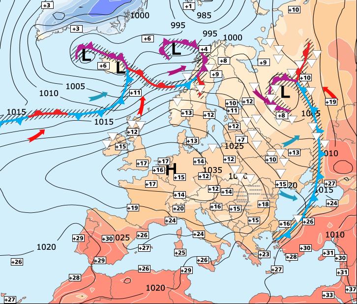 Image d'illustration pour Blocage anticyclonique...