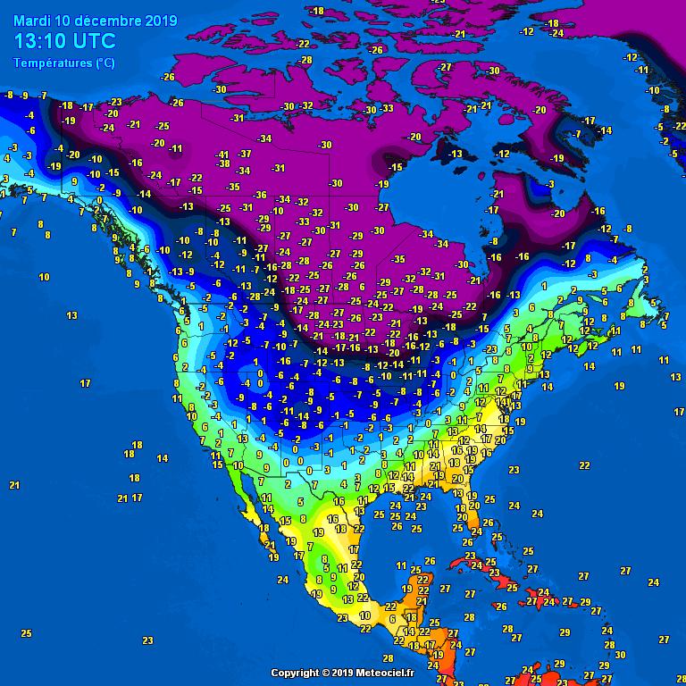 Image d'illustration pour Les actualités météorologiques dans le monde