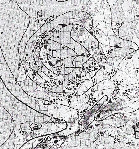 Image d'illustration pour Des tempêtes en été - 28 juillet 1956 - 6 juillet 1969 - 9 août 1979