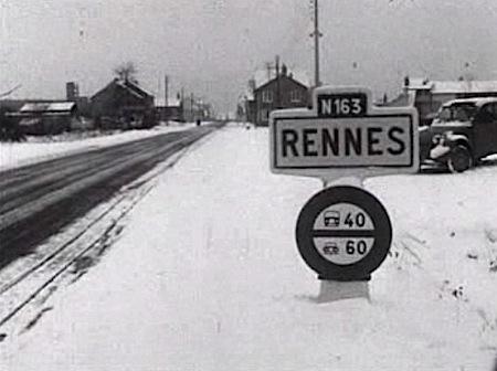 Les chroniques m t o de l 39 ann e 1963 meteo paris - Meteo rennes samedi ...