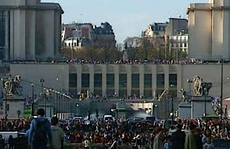 Image d'illustration pour Octobre 2005 : le plus chaud jamais enregistré à Paris !