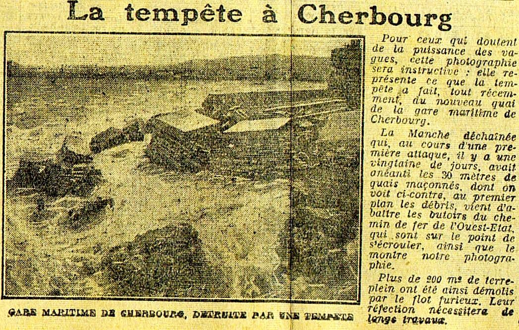 Les chroniques m t o de l 39 ann e 1922 meteo paris for Meteo aix les s bains 5 jours