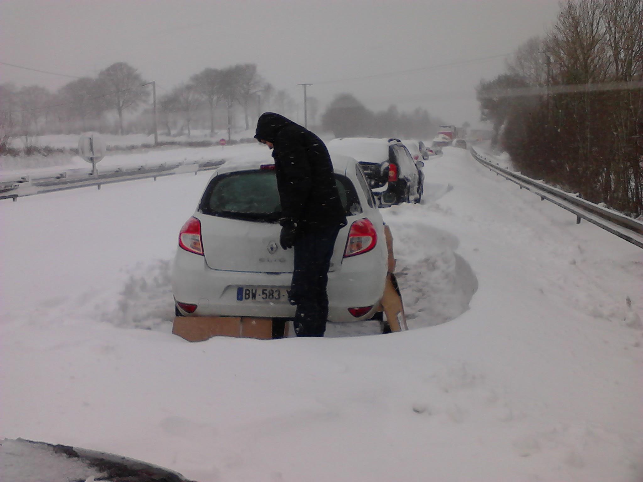 Image d'illustration pour La douceur de cet hiver 2013 / 2014 va-t-elle durer ?