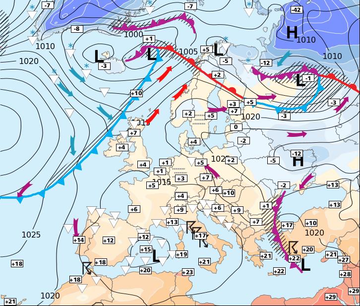 Image d'illustration pour Retour d'un courant océanique perturbé dés dimanche