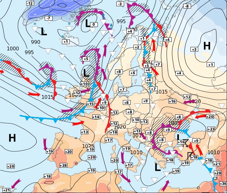Image d'illustration pour Attention au vent sur la moitié Nord