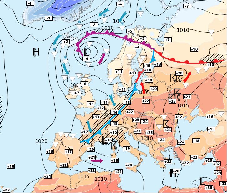 Image d'illustration pour Plutôt sec jusqu'à mercredi ou jeudi