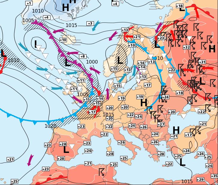 Image d'illustration pour Les fortes chaleurs se confirment à partir de jeudi