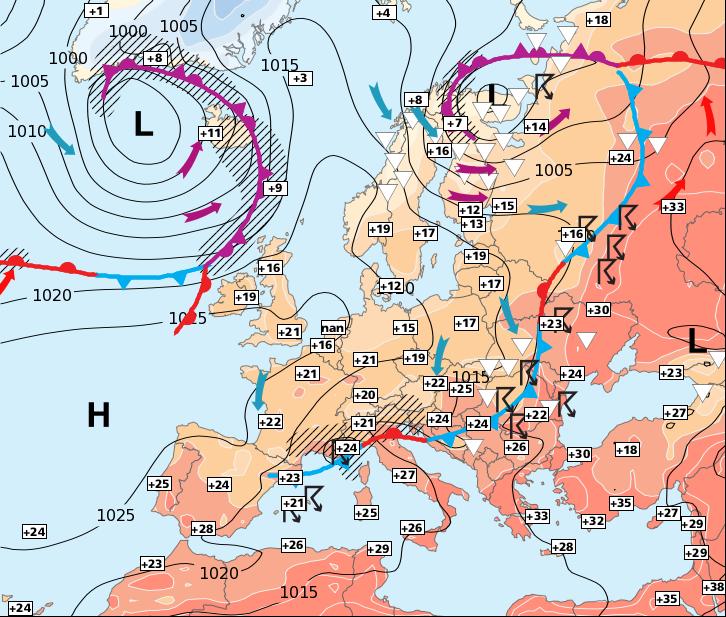Image d'illustration pour Atténuation des orages dans le Sud