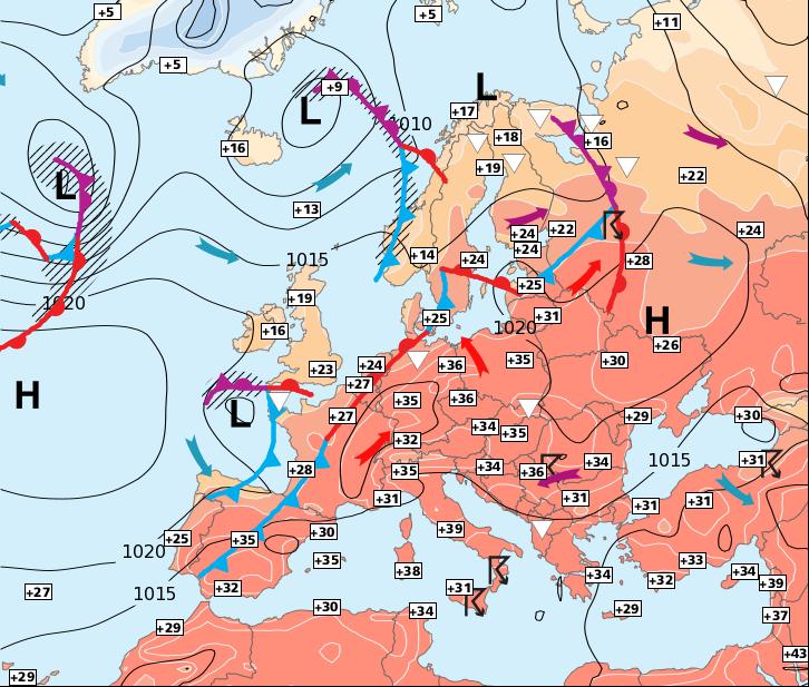 Image d'illustration pour Importante dégaradation orageuse dans le Sud-ouest