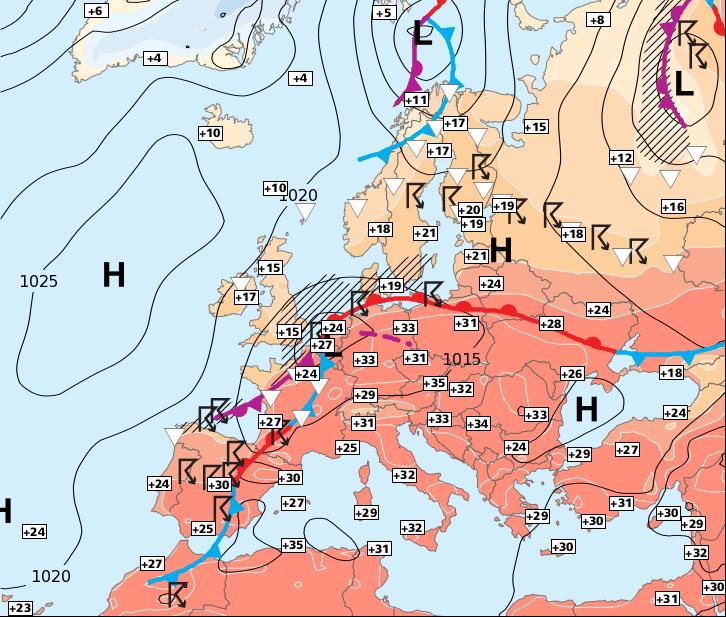 Image d'illustration pour Les orages s'en vont, et la chaleur aussi...