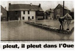 Photo de l'Almanach d'événement météo du 22/1/1995