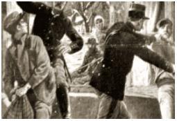 Photo de l'Almanach d'événement météo du 28/1/1910