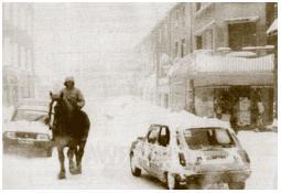 Photo de l'Almanach d'événement météo du 30/1/1986
