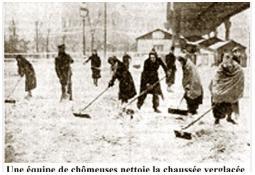 Photo de l'Almanach d'événement météo du 7/2/1941