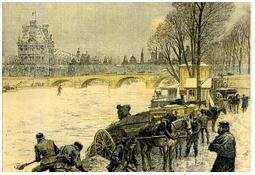 Photo de l'Almanach d'événement météo du 13/2/1895