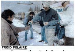 Photo de l'Almanach d'événement météo du 23/2/1996