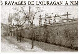 Photo de l'Almanach d'événement météo du 5/3/1929