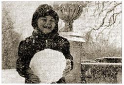 Photo de l'Almanach d'événement météo du 7/3/1955