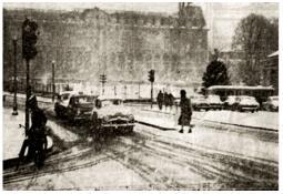 Photo de l'Almanach d'événement météo du 9/3/1958