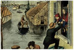 Photo de l'Almanach d'événement météo du 18/3/1923
