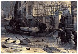 Photo de l'Almanach d'événement météo du 23/3/1876