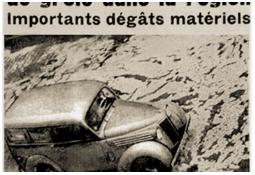 Photo de l'Almanach d'événement météo du 21/5/1955