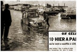 Photo de l'Almanach d'événement météo du 25/5/1967