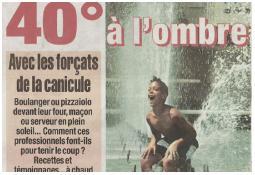 Photo de l'Almanach d'événement météo du 5/8/2003