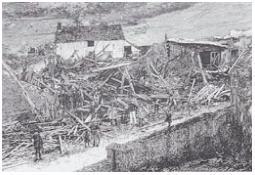 Photo de l'Almanach d'événement météo du 16/8/1890