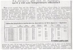 Photo de l'Almanach d'événement météo du 9/9/1911