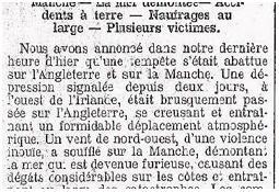 Photo de l'Almanach d'événement météo du 11/9/1903